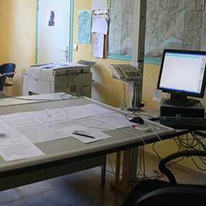table à digitaliser métré sur plan