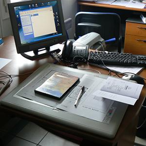 Table à digitaliser drawingboard